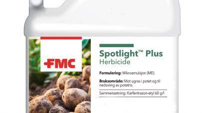 FMC Spotlight Plus N Olabel
